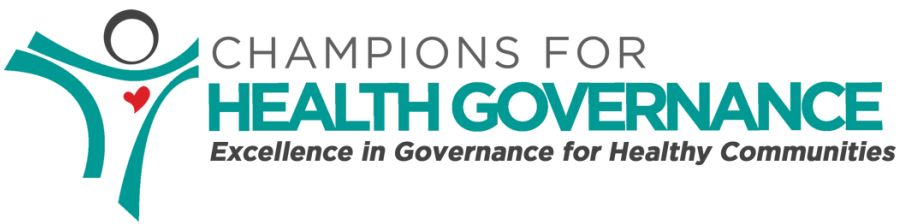 Champions for Health Governance Awards